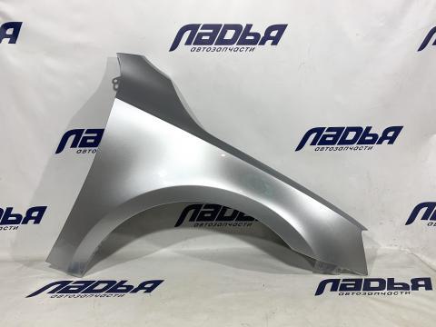 Крыло Skoda Octavia A7 (13-) правое Серебристый REFLEX 8E/ LA7W купить в Саратове цена