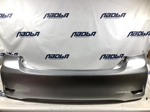 Бампер Toyota COROLLA(11-) задний Ultra Silver 1F7 купить в Саратове цена